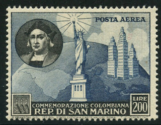 1498 – On his third voyage to the Western Hemisphere, Christopher Columbus becomes the first European to discover the island of Trinidad San Marino