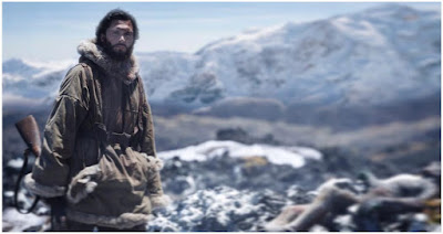 HOLLYWOOD SPY: SF WEEKEND: 'COLD SKIN' PERIOD SET FANTASY ...
