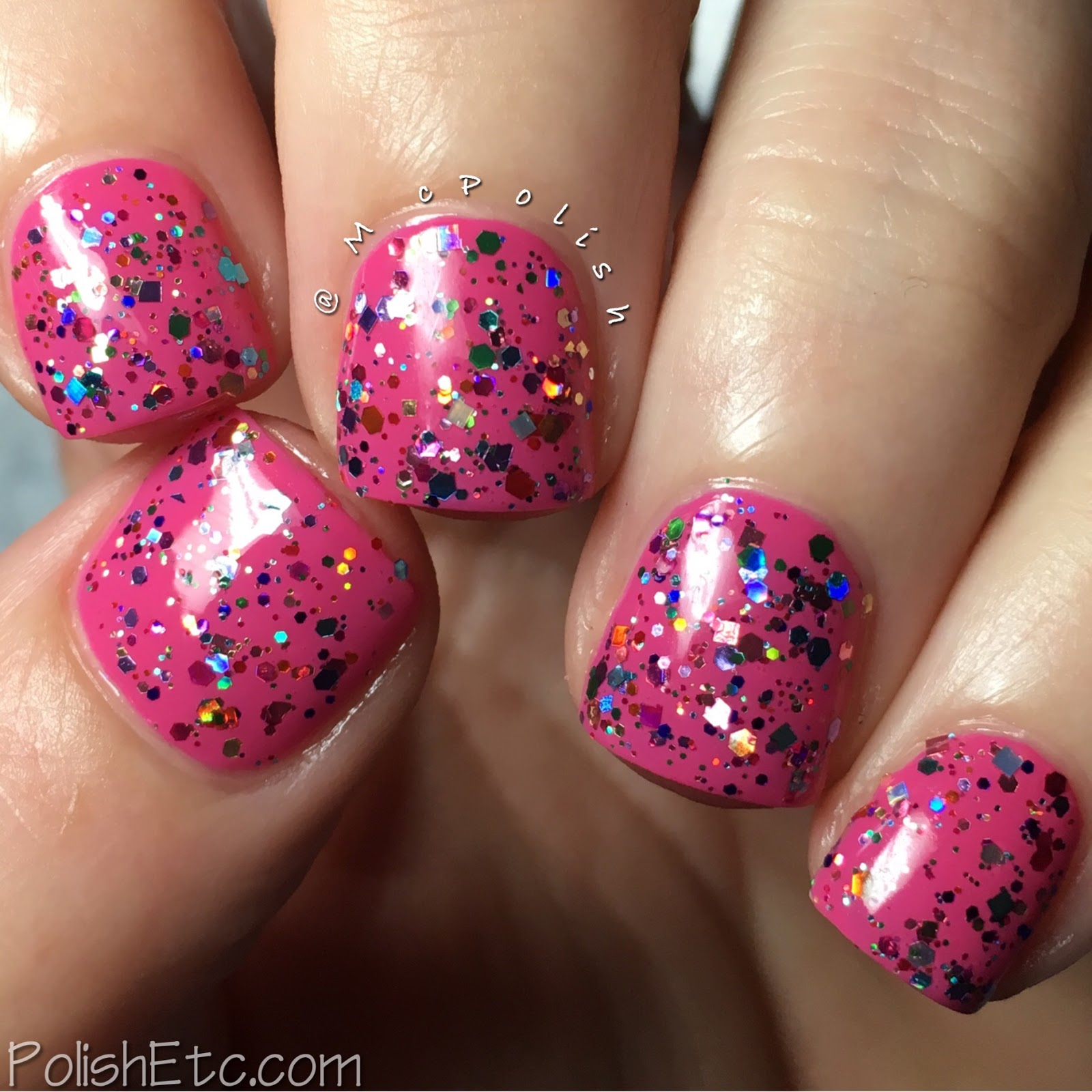 Whimsical Ideas by Pam - Spring 2017 Collection - McPolish - Kabloom