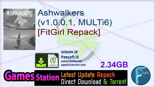 Ashwalkers (v1.0.0.1, MULTi6) [FitGirl Repack]