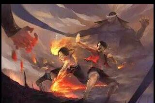 Lelaki Pembawa Api