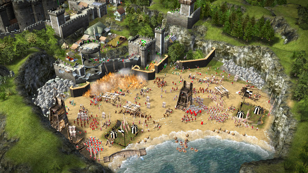 Stronghold 2 Steam Edition For Free