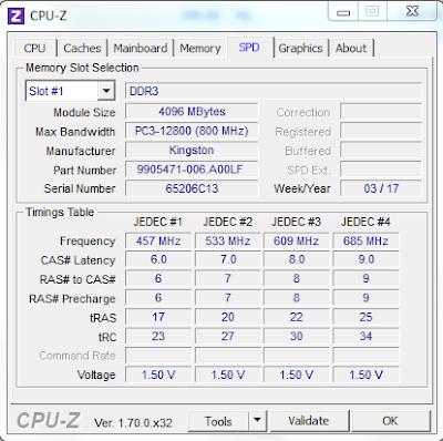 Asus X453S Spesifikasi
