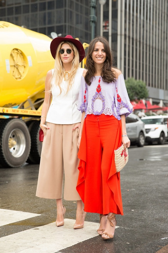 'd Wear That, Street Style, Style Inspiration, Culottes Style