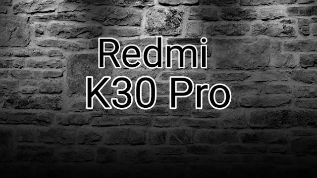 xiaomiintro monster baru redmi redmi k30 pro