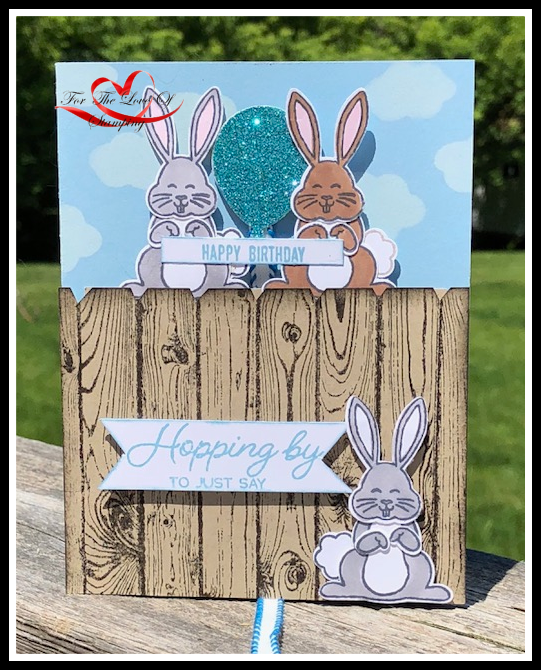 OMG I Love This Little Bunny It Is A New Stamp Set From Stampin Ups 2018 19 Annual Catalog Called Best What Even Better That