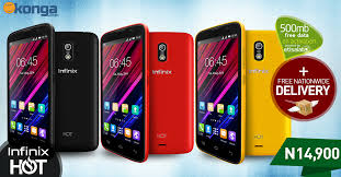 Infinix Phones Specs, Prices & Reviews in Nigeria