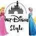 Top 5 Disney Princesses' Style