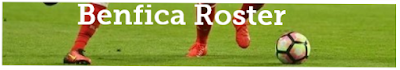 Player Roster for Benfica