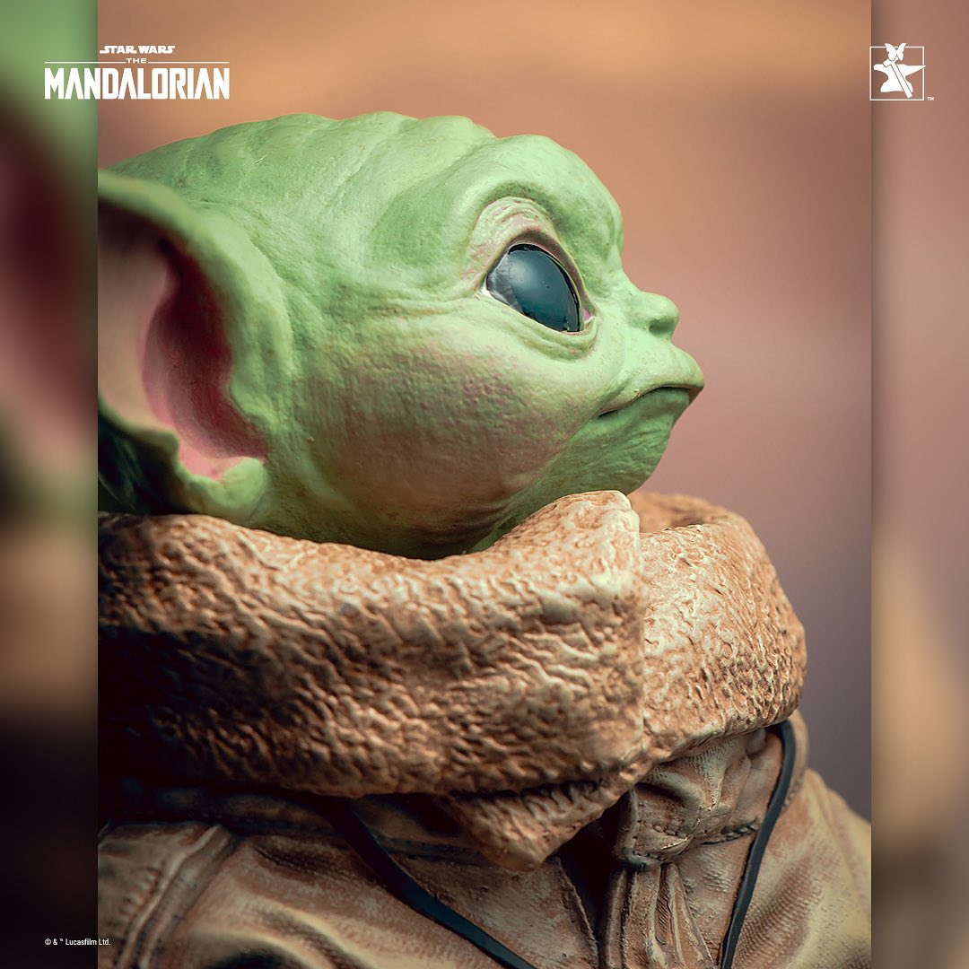 The Child The Mandalorian