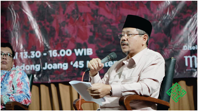 Juru Bicara Hizbut Tahrir Indonesia (Jubir HTI), Muhammad Ismail Yusanto