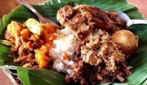 Gurgling Sensation in Yogyakarta Special Cuisine