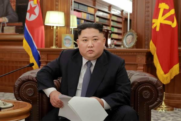 kim jong un new year address for 2019