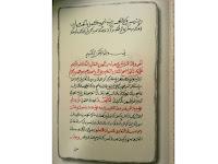 Tradisi Baca Tulis Arab Melayu yang Hilang