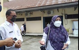 Ribuan Vaksin Sinovac Tiba di Batanghari, Petinggi Jadi Sasaran