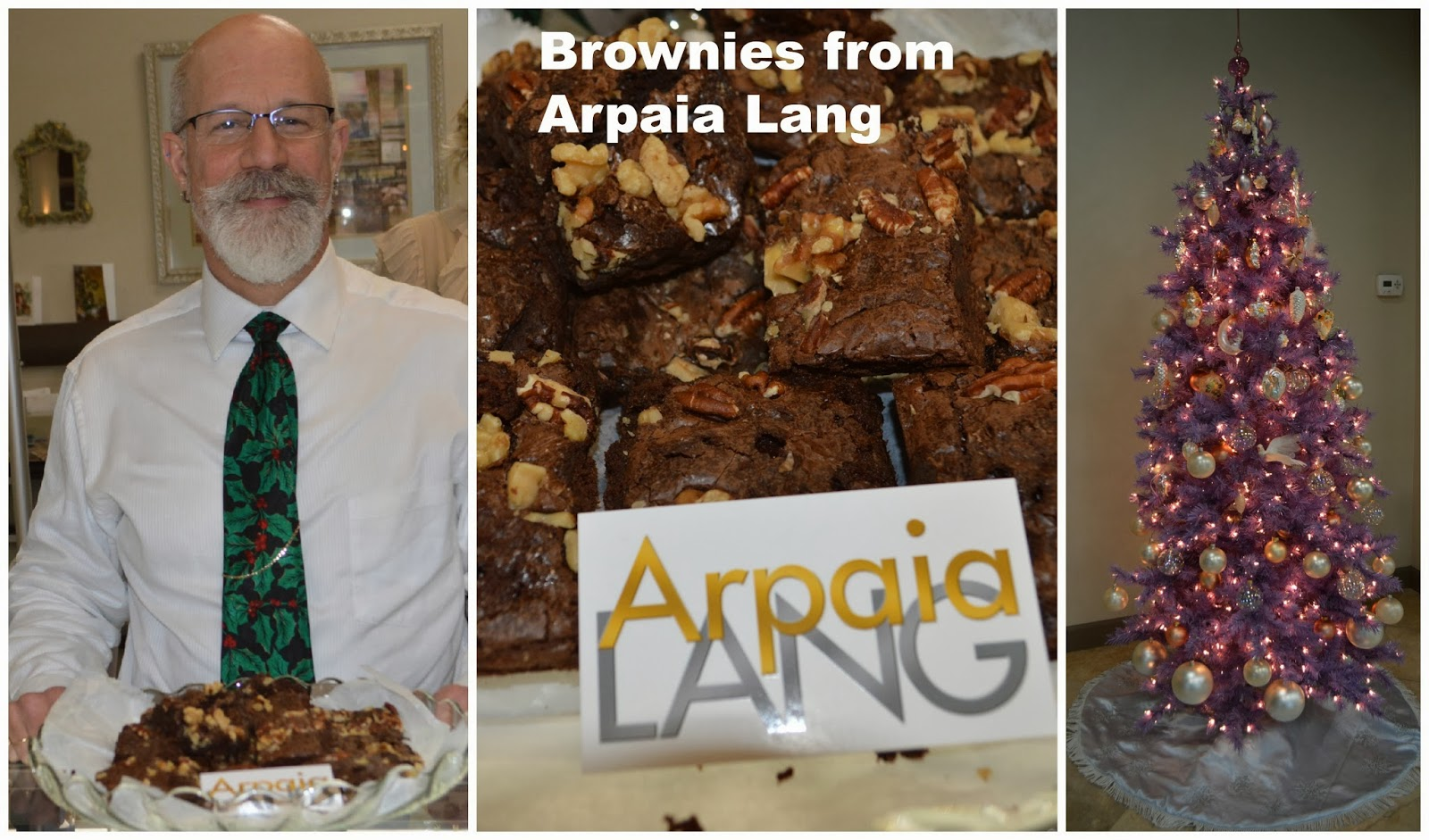 home place 2013 say hi to robert from arpaia lang fine jewelers delicious brownies