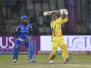 CSK vs DC 50th Match IPL 2019 Highlights