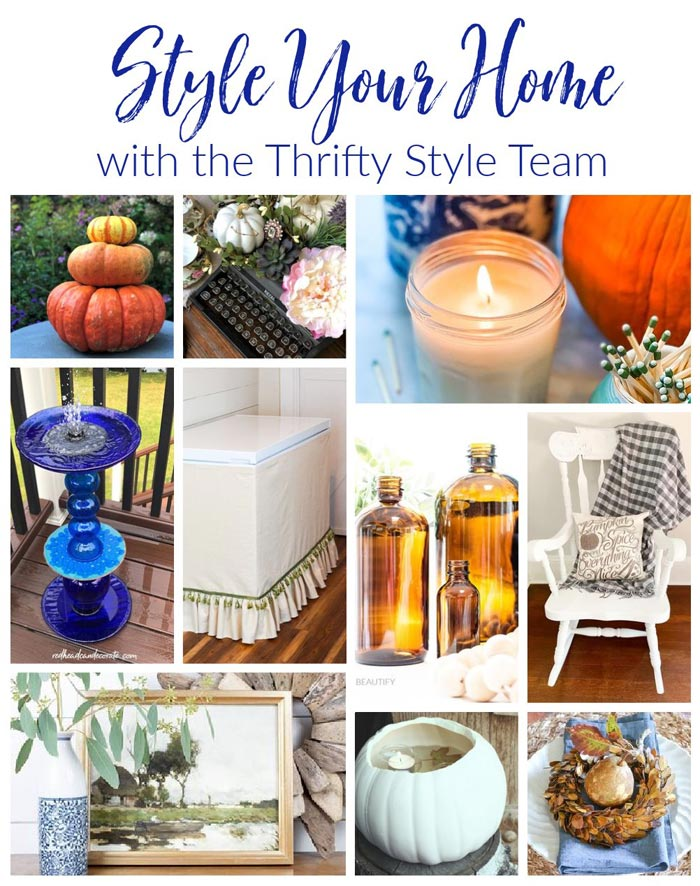 Thrifty Fall Ideas