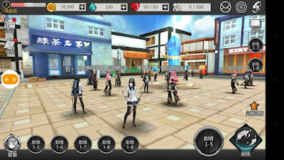 Download [异次元战姬] Extradimensional War Key v1.0.177 Apk