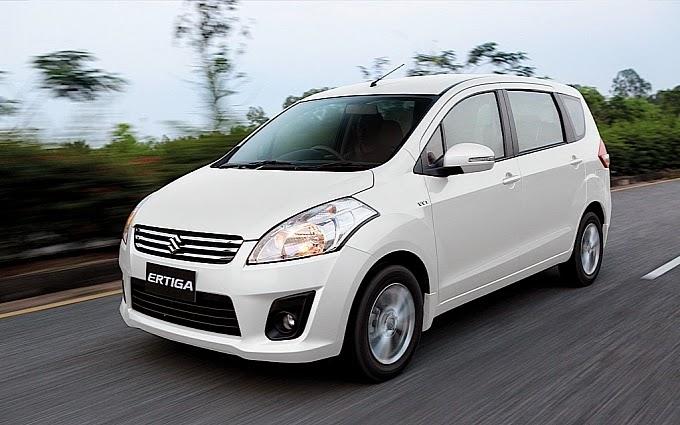Suzuki Ertiga 7 chỗ 3
