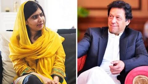 Malala, Imran Khan among 2019's most appreciated individuals
