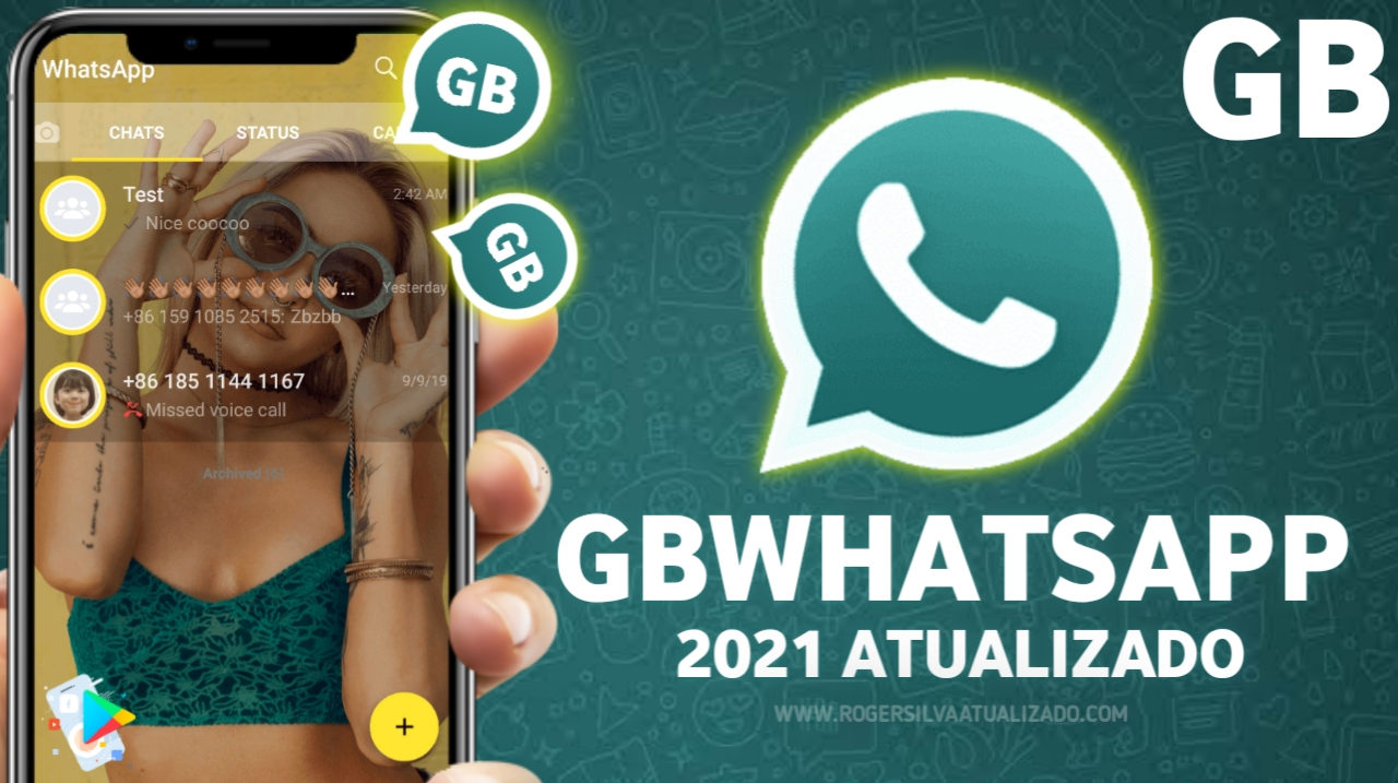 Como baixar GBWhatsApp download 2021 atualizado