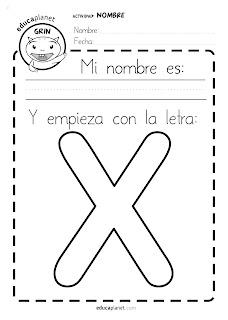 para preescolar actividades para aprender a escribir el nombre propio