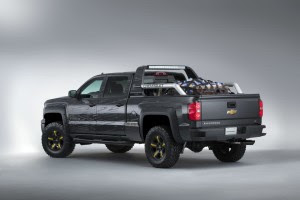 2017 Chevrolet Silverado 1500 And 2500 Changes Concept Specs