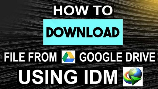 IDM Cannot Download From Google Drive Fix 100 %