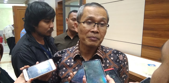 Alexander Marwata Tak Tahu Ada Surat Penolakan Revisi UU KPK