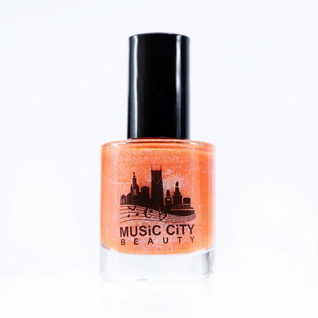 Music City Beauty Purely Pumpkin