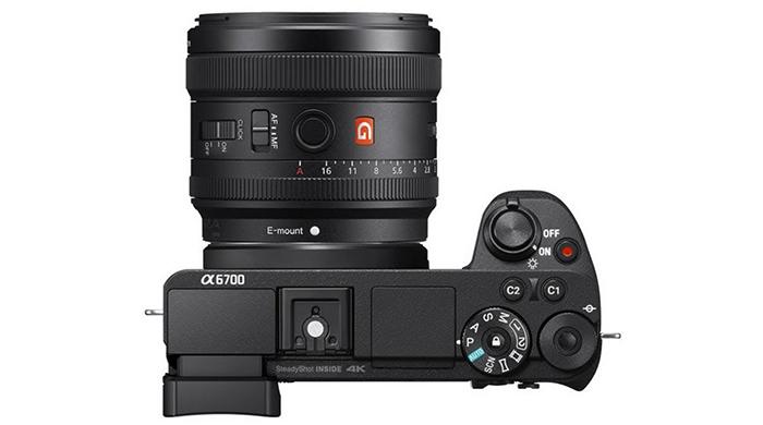 Несуществующий фотоаппарат Sony