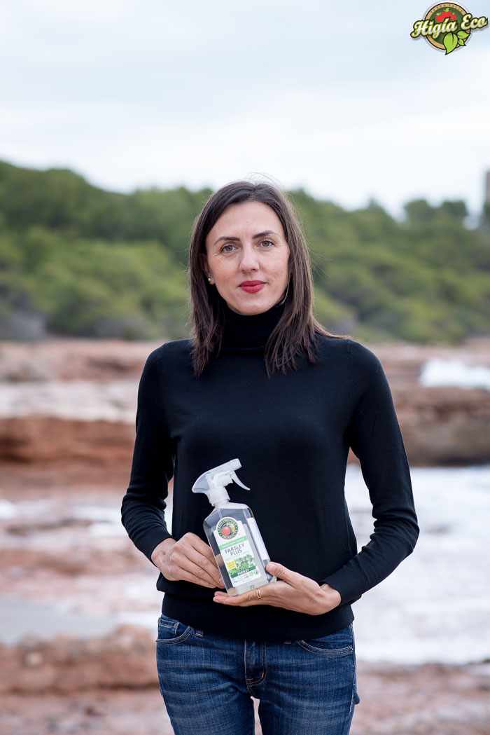 Higía Eco. Productos Limpieza ecológica + Sorteo