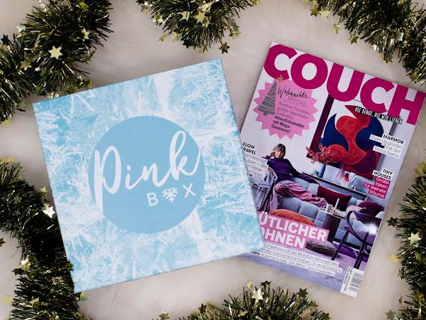 Pink Box Dezember Eisprinzessin 2020