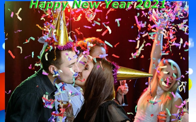 Happy New Year 2021 Wishes Message For Friends and Family, New Year Wishes Quotes, Poem and Love Message