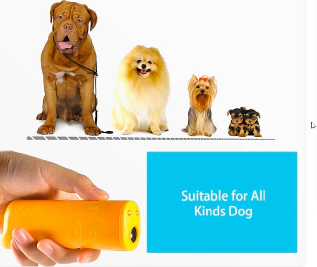 Stop Dog From Barking | Smart Torchlight BarXStop