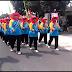 Gerak Jalan Umum, 74 Regu Peserta Penyuluh KB Kecamatan Puncu Sosialisasikan Dua Anak Cukup