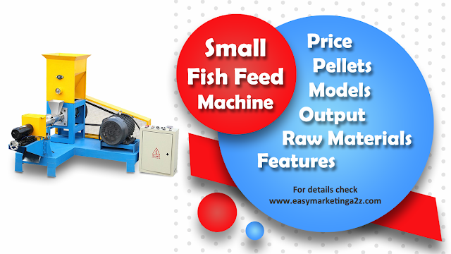 small fish feed machine price fish pellet machine extruder