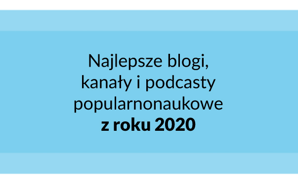blogi popularnonaukowe 2020
