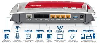 AVM FRITZ!Box 7490 configurazione VDSL Internet TIM