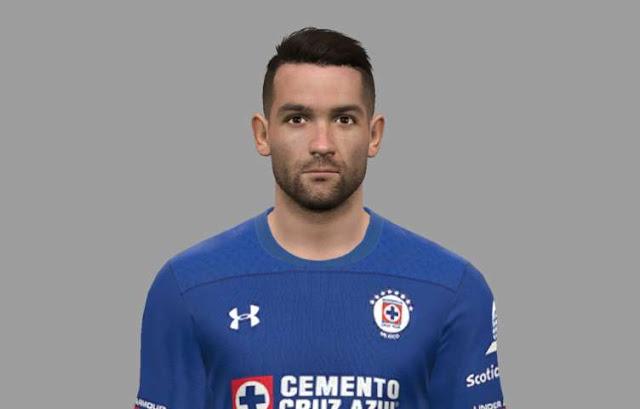 Martín Cauteruccio Face PES 2017