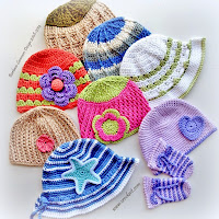 crochet patterns, baby hats, newborn, toddler hats, how to crochet,