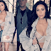 Omg!!  See What Kim Kardashian, A mother and a Wife was spotted Wearing In Public (Photos)