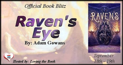 Excerpt: Raven's Eye by Adam Gowans
