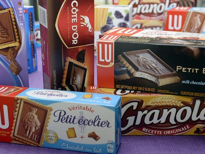 famous brands of chocolate companies