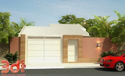 Fachadas Casas Modernas Simples