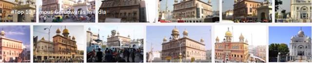 Top 10 Famous Gurudwaras in India