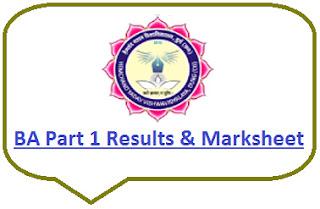 Durg University BA 1st Year Result 2021