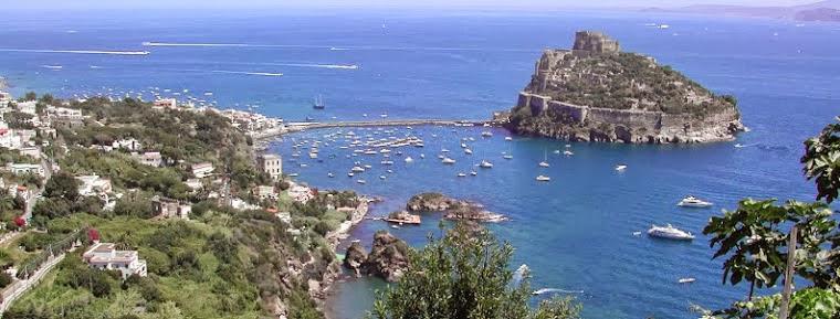 I promessi viaggi: Un soggiorno ad Ischia