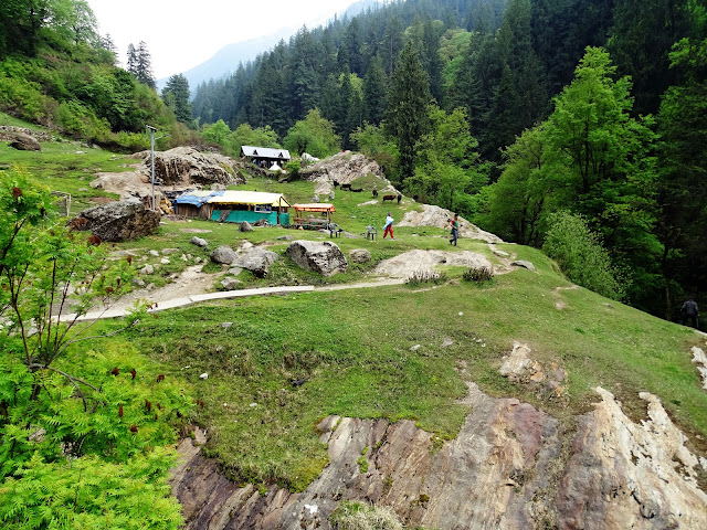 Kheer Ganga Trek Himachal Pradesh